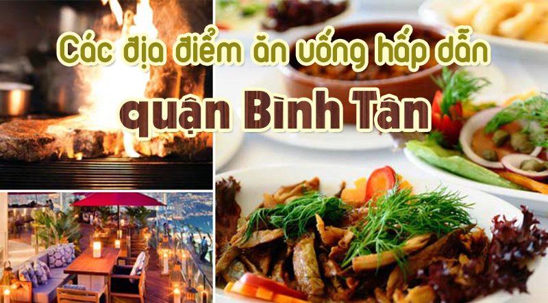 quán ăn ngon Tân Bình 7