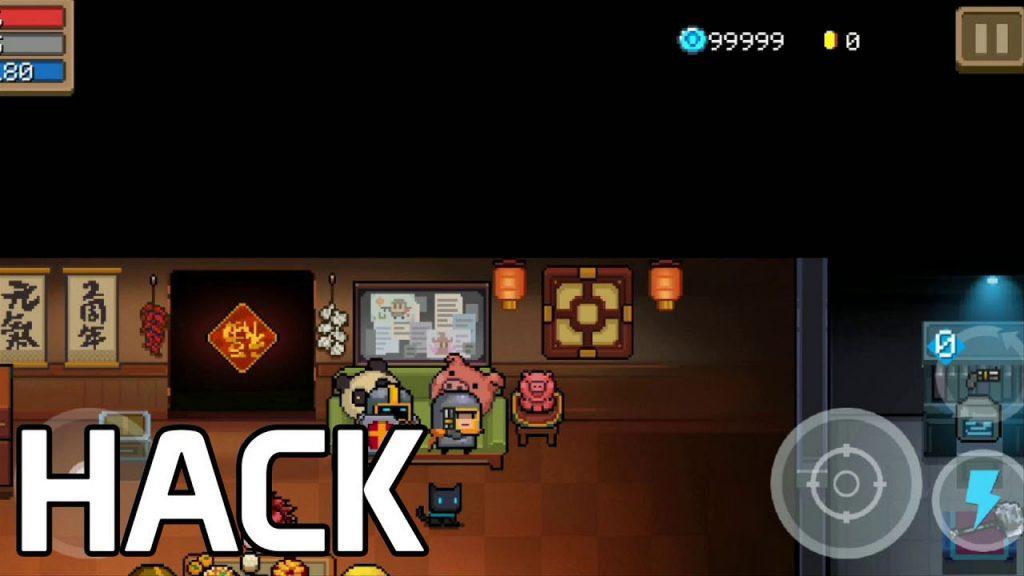 Soul Knight hack