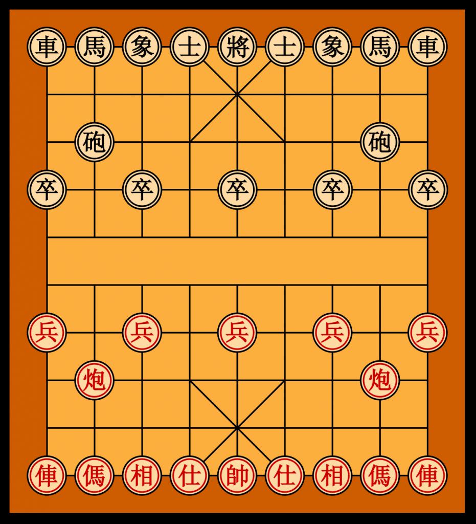 cách chơi cờ tướng