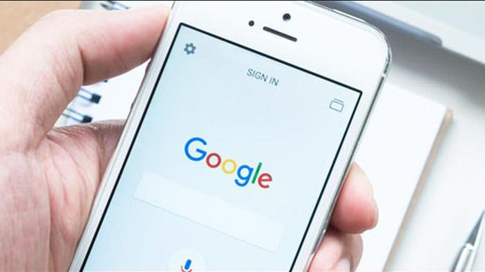 cách xóa lịch sử tìm kiếm trên google