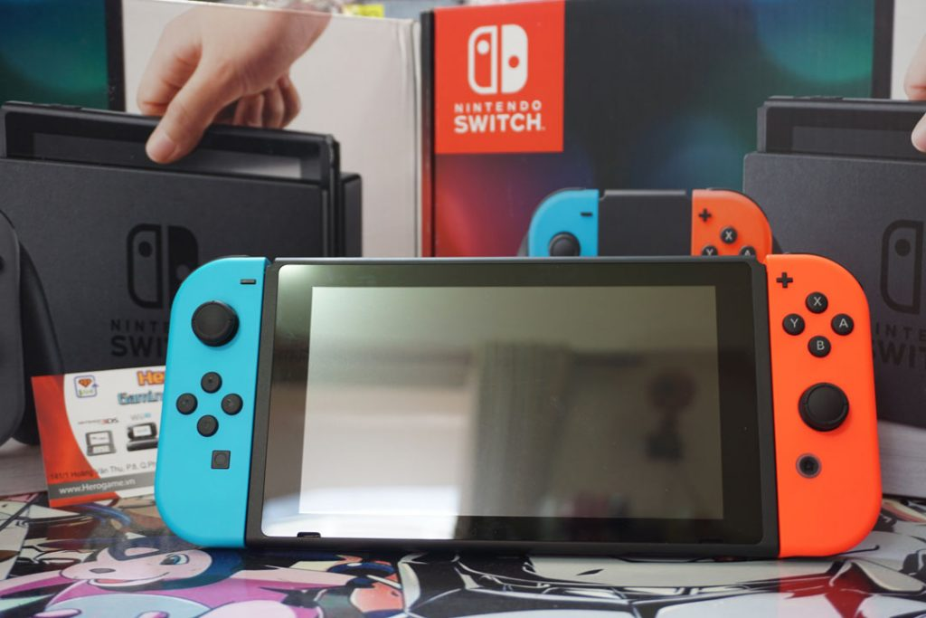 Nintendo Switch hack