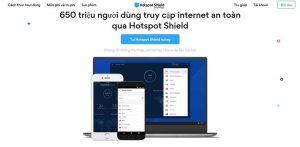 Dùng Website fake IP