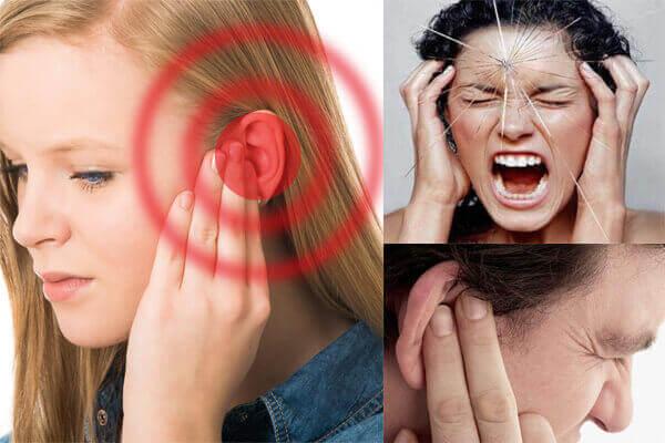 Nóng tai trái là điềm gì