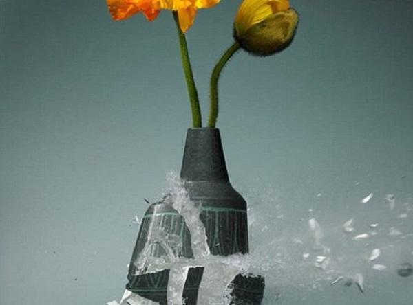 Vỡ lọ hoa là điềm gì