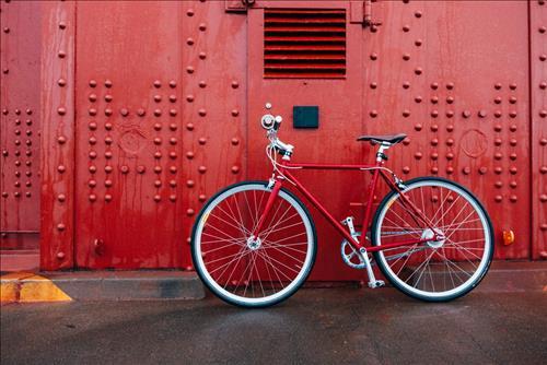 Mơ thấy đi xe đạp