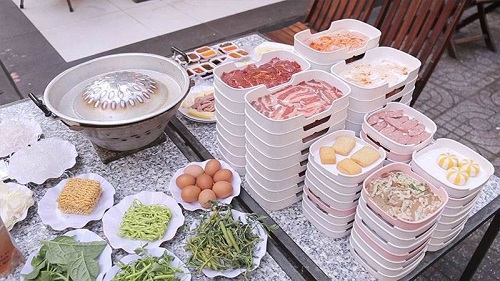 Quán lẩu nướng Thái Lan Poipet 7