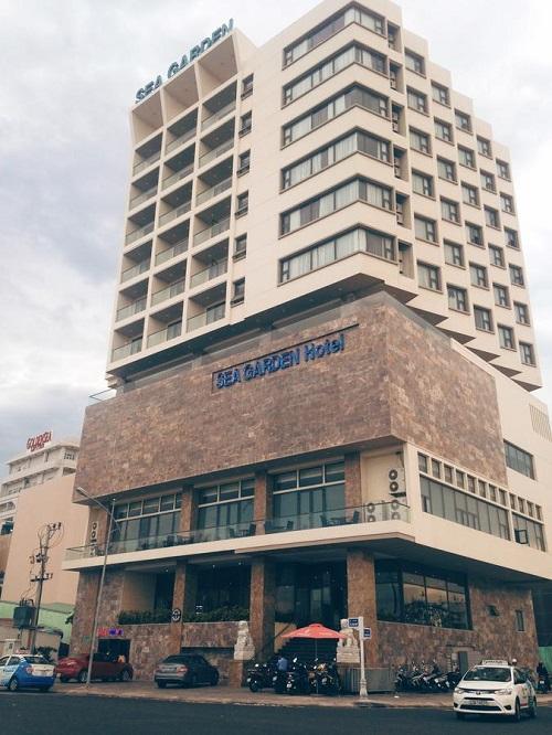 khách sạn đường Phạm Văn Đồng ở Đà Nẵng