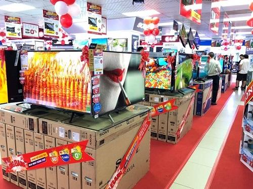Cửa hàng bán đồ điện tử