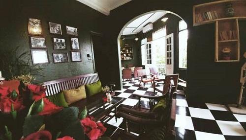 Quán cafe lãng mạn ở Hà Nội
