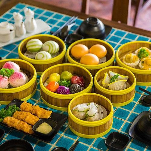 Khang Dimsum Bar - Nhà hàng Trung Hoa ở Sài Gòn