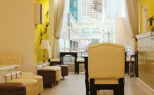 quán cà phê hẹn hò Sài Gòn