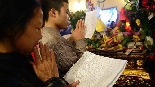 Bài khấn lễ chùa